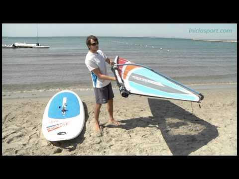 WINDSURF 4. Cómo Montar La Tabla De Windsurf