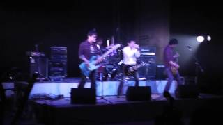 2012/2/26 アマチュアバンドフェスティバル HardCaramel IAmTheLaw(Anth...