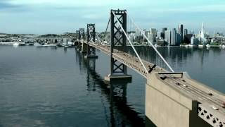 CGI Timelapse - San Francisco, 2015 - 1800