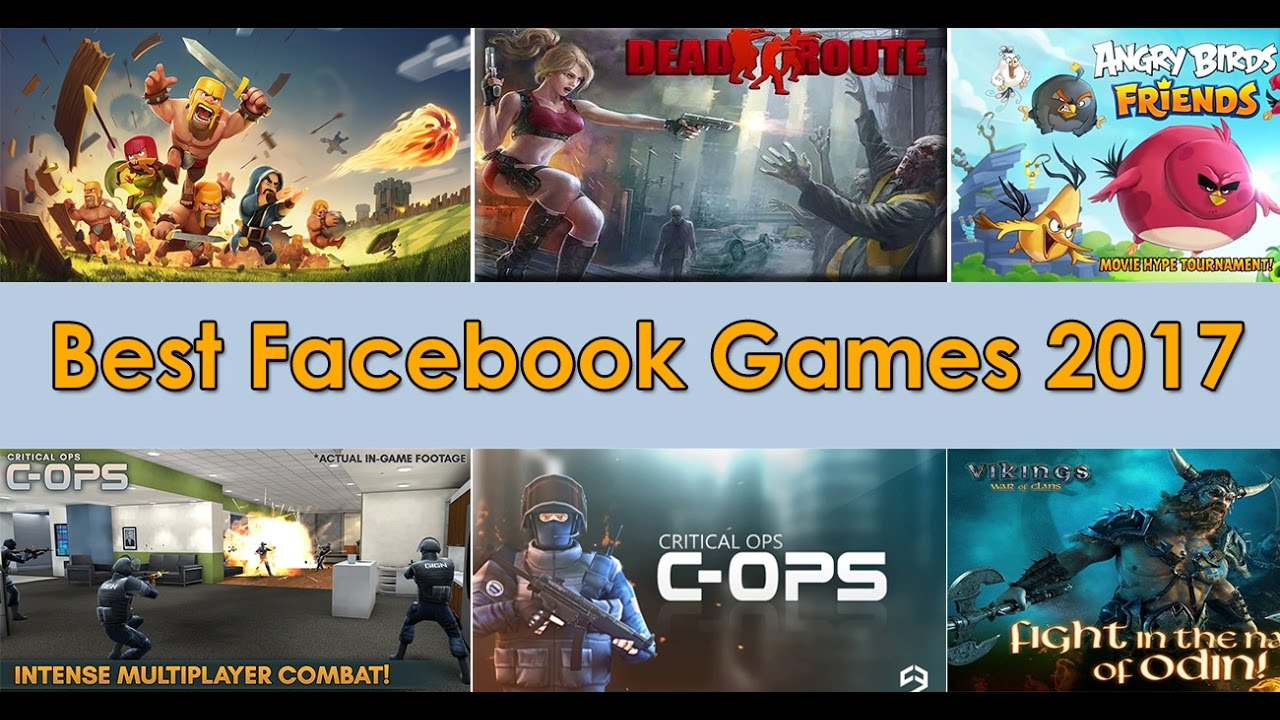 facebook gameroom 2017