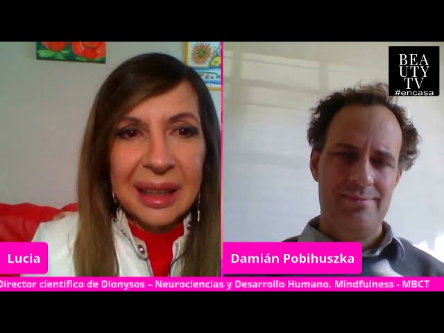 Dr. Damián Pobihuszka - Mindfulness en Cuarentena