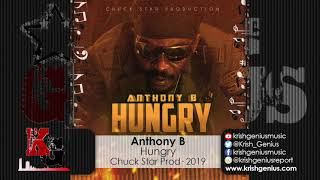 Anthony B - Hungry (Official Audio 2019)