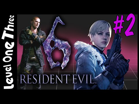 Resident Evil 6 - Part 2: Ready For More - Level One Three
