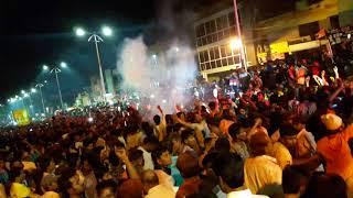 Shivaji peth doble galli vijayapur ganpati visarjan 2017