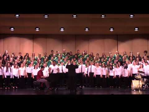 Music of Living, Dan Forrest, Combined Choirs SRRHS CHOIRS