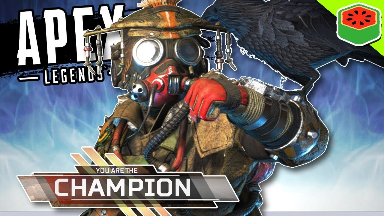 WORLD'S CRAZIEST WIN!? | Apex Legends (Titanfall Battle Royale)