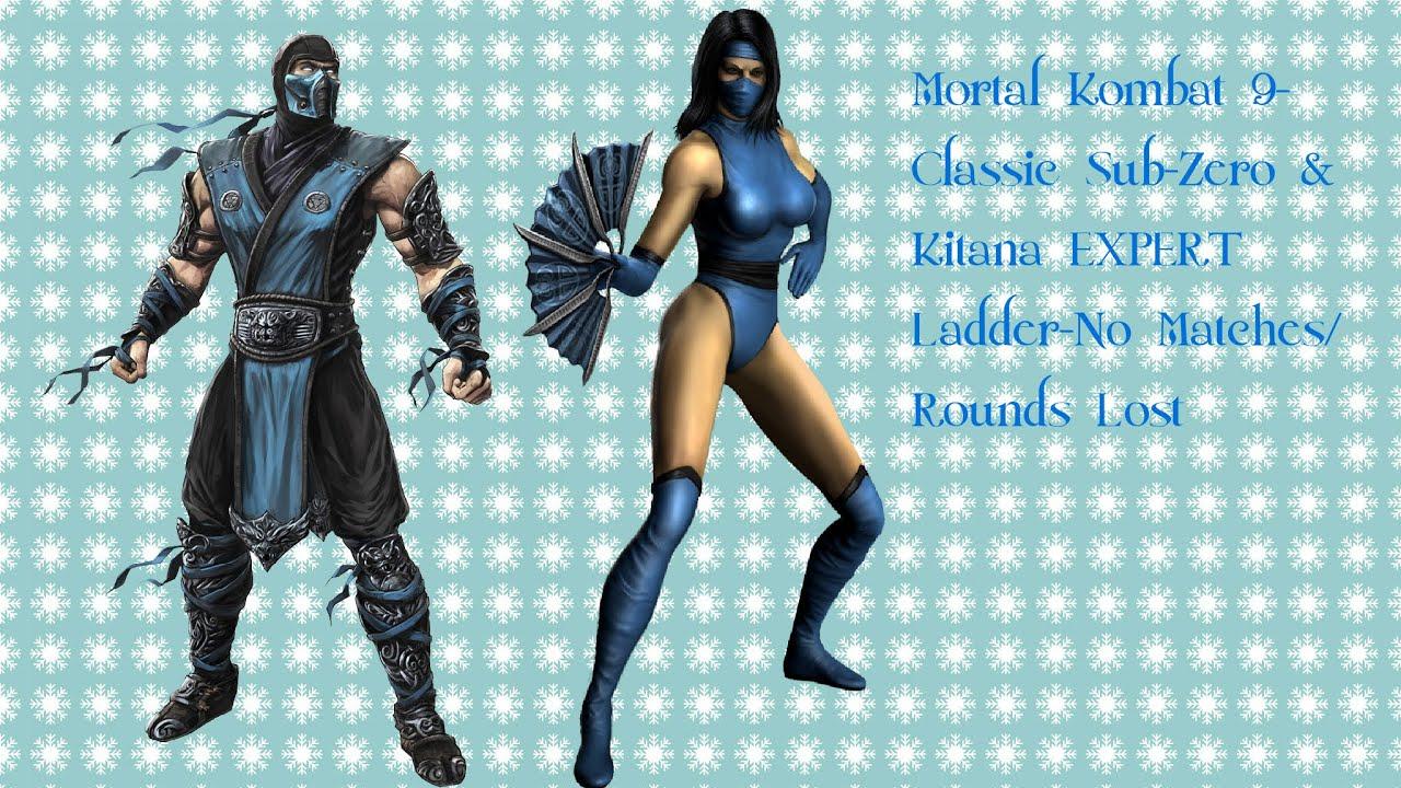 Kitana and sub zero xxx