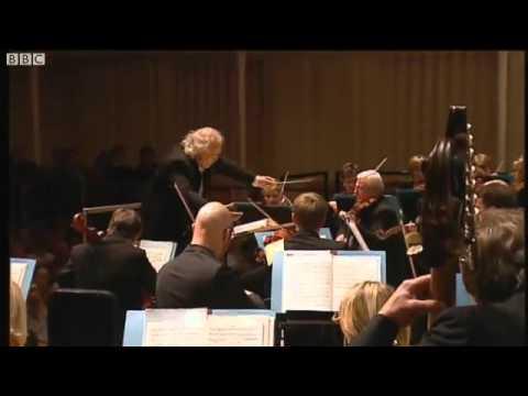 BBC SSO - Mahler, Symphony No.1 (excerpt)