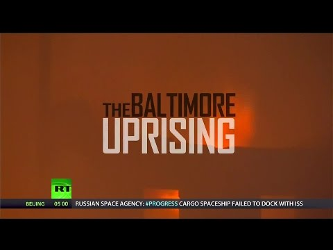 Baltimore Uprising: Freddie Gray protesters march for change – RT Special