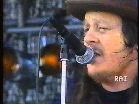 Zucchero - Live concert - Brunico, 1996