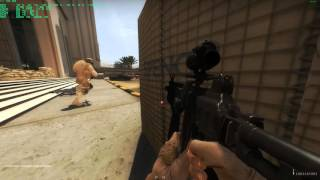 Insurgency PC Gameplay - Cooperative Checkpoint Ministry - Full HD 1080p60 Max Settings (No AA)