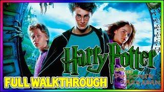 Harry Potter and the Prisoner of Azkaban - FULL 100% Walkthrough