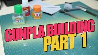 131 - Gunpla Building Part 1: Intro, Gunpla Grades, and The Absolute Basics For Getting Started!