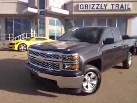 2014 Chevy Silverado 1500 4WD Double Cab For sale at Barrhead (40715)  Grizzly Trail Motors