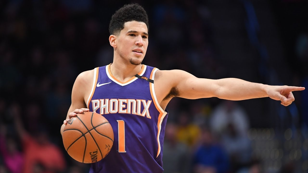 Devin Booker Signs 158m 5 Years Max Contract 2018 Nba