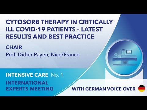 Internationales Expertentreffen | Intensivmedizin | Vollversion | Webinar 1