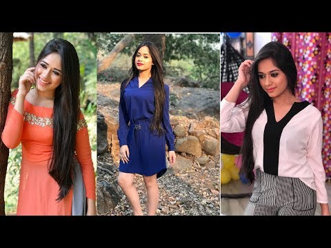Best dresses collection Of jannat zubair ( tu ashiqui )
