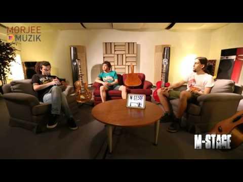 deli gömleği morjee TV M-stage programı röportajı Eylül 2012 Ahmet Can Tekin