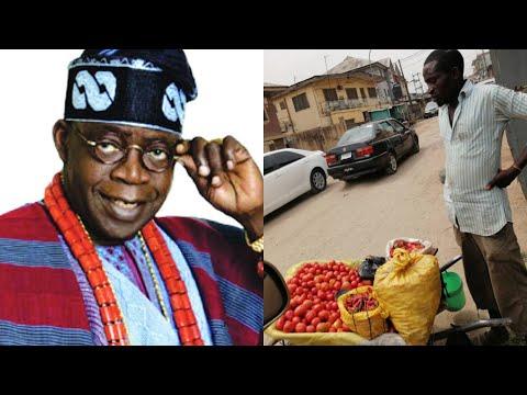 Man Exposed Why Tinubu Ban Yøruba Woman From Hawking In Lagos & Buhari Plans To Favour The Fûlanis