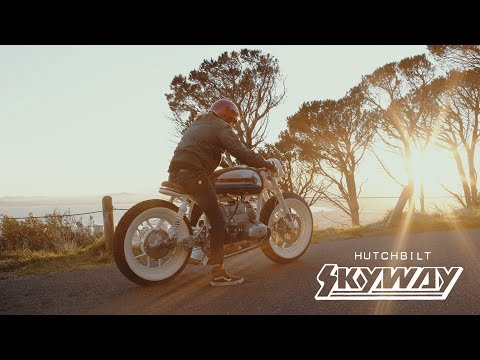 Skyway - BMW R80 - Hutchbilt