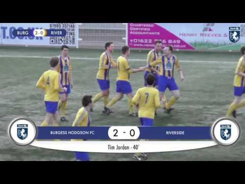 Kent Reliance Junior Cup A  Final 2016 - Match Highlights
