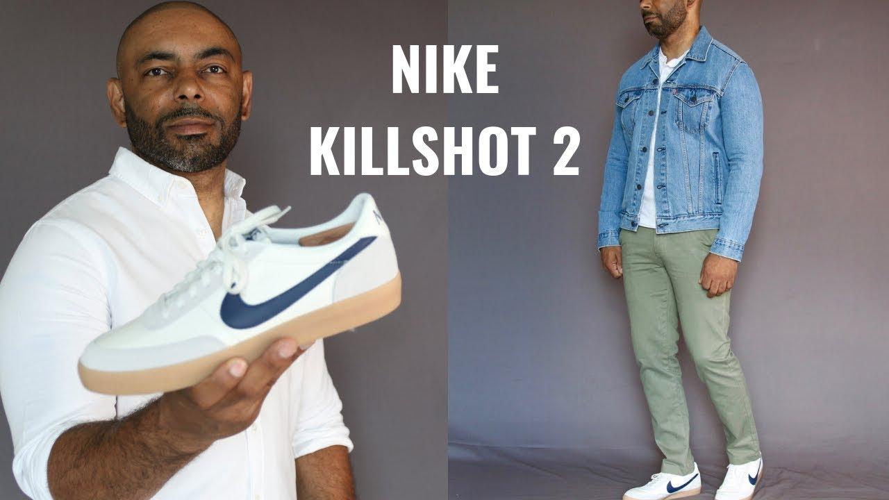 How To Wear The Nike Killshot 2 8