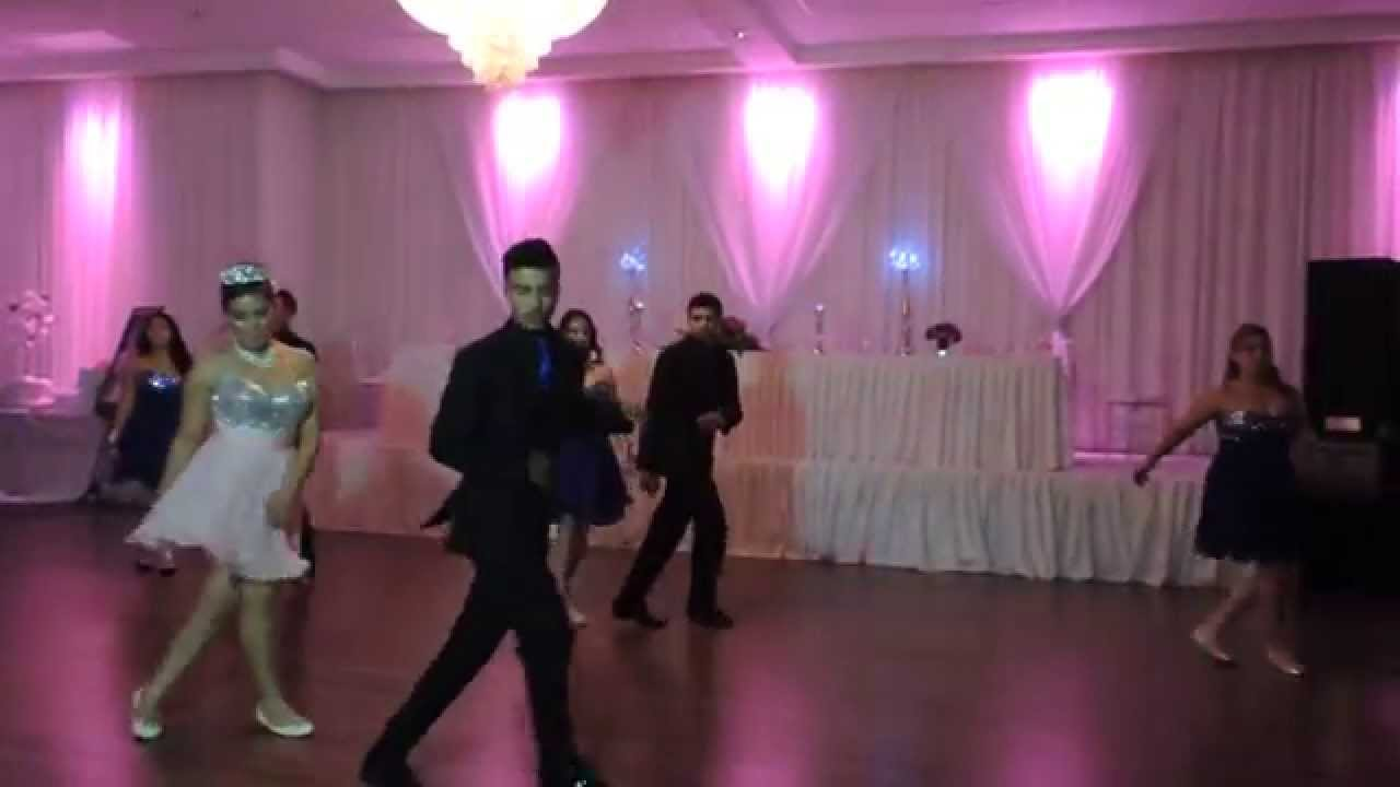 salones de fiestas y eventos especiales dallas tx luxor banquet hall baile sorpresa  YouTube