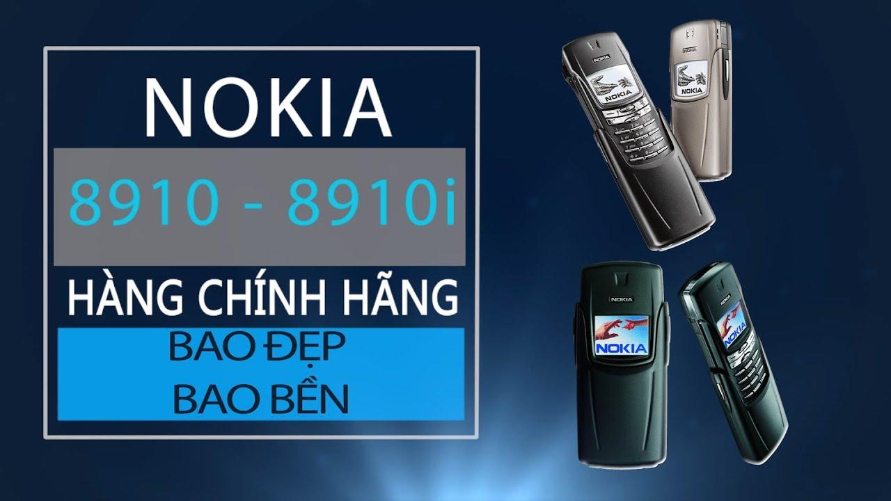 """Nokia 8910 – 8910 Sự thật về Nokia 8910 – 8910i """"Chính Hãng"""" mua ở đâu  Điện Thoại Cổ"""