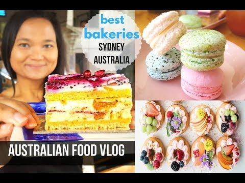 Australian Food Taste  - Best Bakeries In Sydney