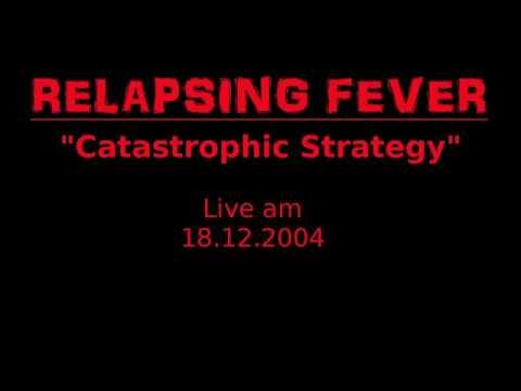 Relapsing Fever live @ Area51 Hilden