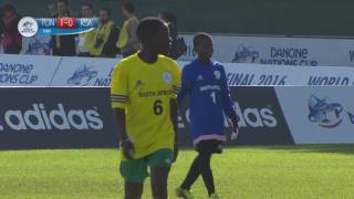 Tunisia vs South Africa - Ranking match 9/16 - Full Match - Danone Nations Cup 2016