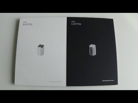 Unboxing EXO 엑소 3rd Studio Album Repackage LOTTO 로또 (Korean & Chinese Edition)