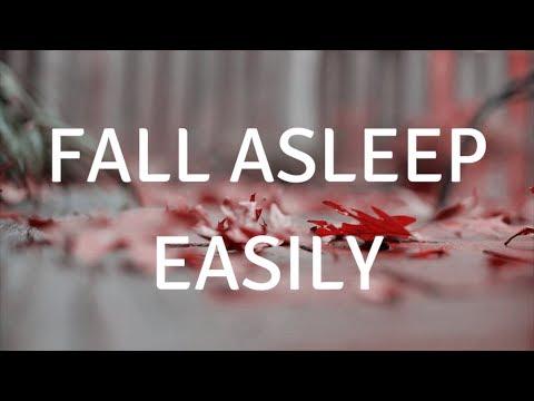 FALL ASLEEP EASILY A guided meditation for sleep