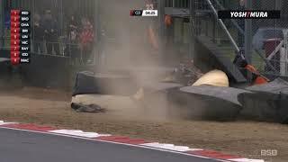 High-Speed British Superbike Crashes At Brands Hatch (2001-2021)