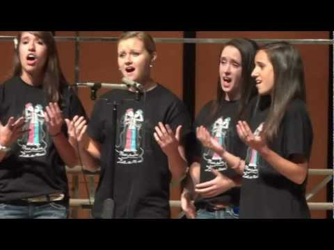 """Blue Skies"" sung by Blissss - a girls barbershop quartet from Timberline HS in Boise, ID"