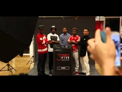 Digicel Cayman Kickstart Boys What's Hot Magazine Editorial: Behind The Scenes VLOG