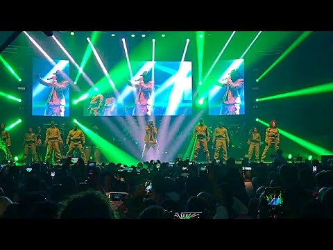 Youtube: Admiral T – Guadeloupe 28/10/17 – Totem World Tour