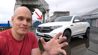 Download First Drive in an All Electric Mercedes – Whats Under The  Hood?! Mp3 and Videos