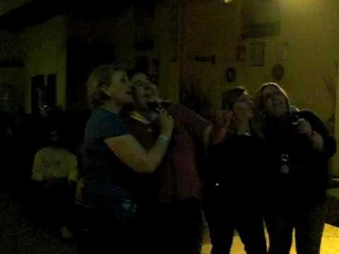 karaoke me muero por besarte dedicado al foro la quinta estacion
