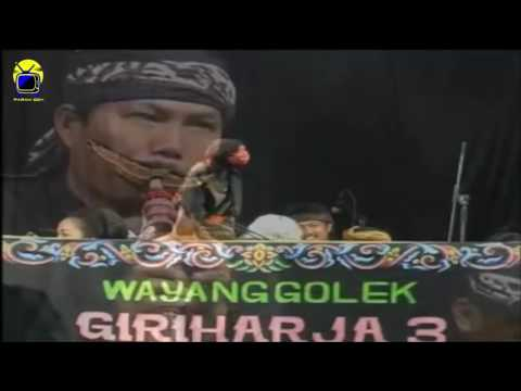 Ibing Si Cepot Vs Tarompet || Wayang Bobodoran