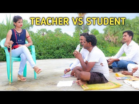 TEACHER VS STUDENTS PART 8 | Fun Friend Indian