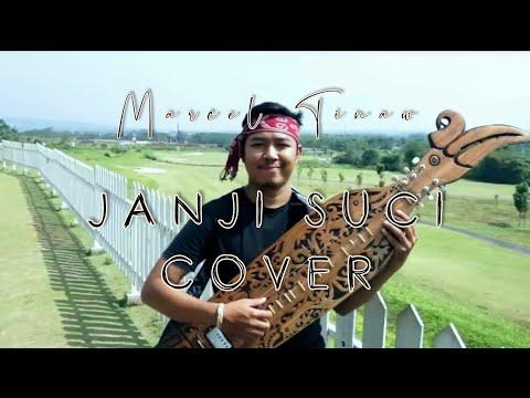 Yovie & Nuno - Janji Suci Versi Sape, Cover by Marcel Tinaw