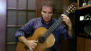 Radetzky March by J. Strauss Sr. (Classical Guitar Arrangement by Giuseppe Torrisi)