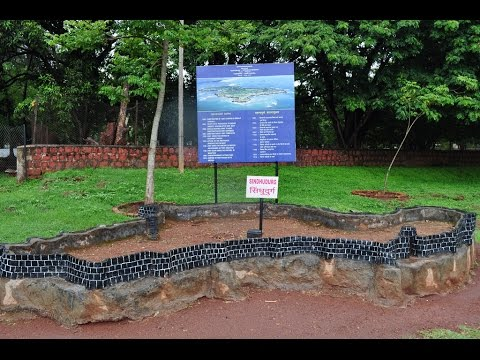 How to make a sindhudurg : fort Diwali