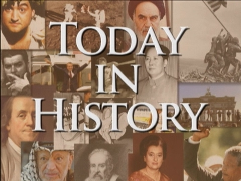 Today in History for February 1st