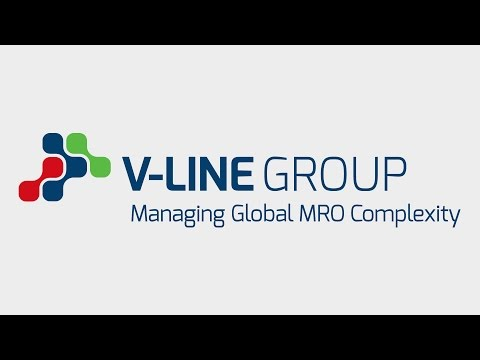 V-LINE GROUP - Managing Global MRO Complexity