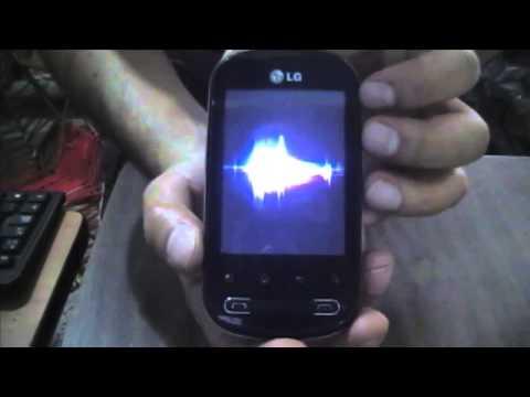 Como restaurar / formatear celular LG Optimus ME P350 (LGbejp350g)