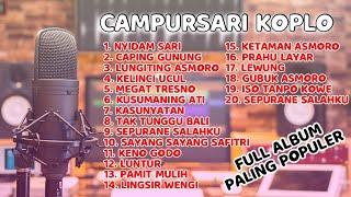 Campursari Koplo Caping Gunung,Nyidam Sari Part 2 Full Bass