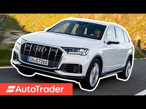 2019 Audi Q7 first drive review