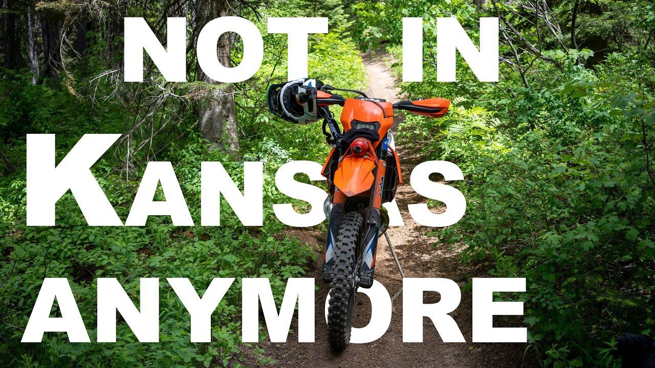 Not in Kansas Anymore | KTM 250 XC
